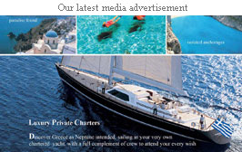 The Yachts Greece Media Advertisement is available in PDF format for you to download and see.